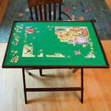 Fold Away Jigsaw Table