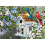 Cottage Lane 300 Large Piece Jigsaw Puzzle