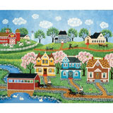 Country Roads 1000 Piece Jigsaw Puzzle
