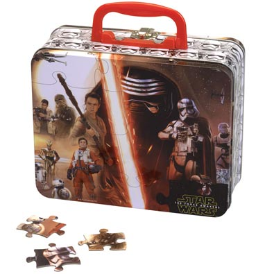 Star Wars™ Lunchbox 100 Piece Jigsaw Puzzle