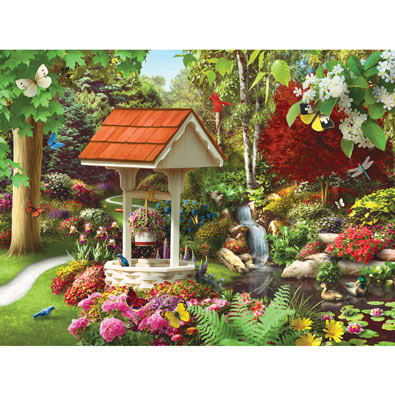 Endless Dream 300 Large Piece Jigsaw Puzzle