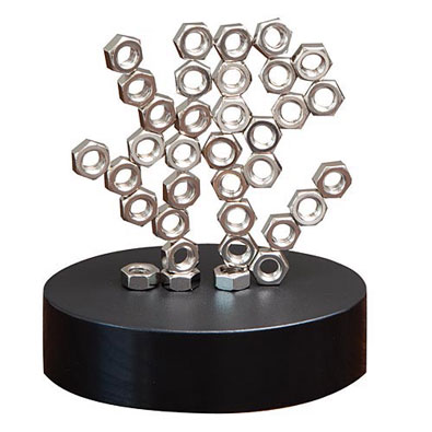 Nuts Magnetic Sculpture