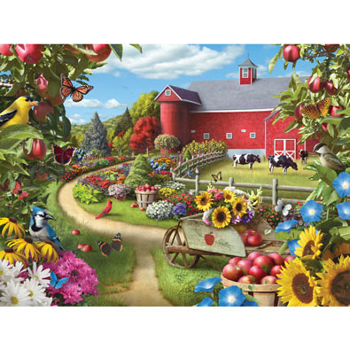 Corner of Your Life 300 Large Piece Jigsaw Puzzle