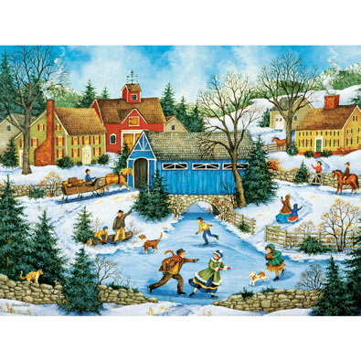 Catch Me If You Can 1000 Piece Jigsaw Puzzle