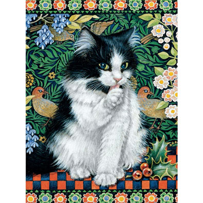 Angel's Tapestry 300 Large Piece Jigsaw Puzzle