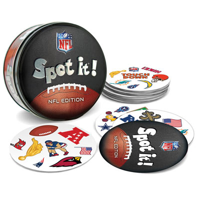 Spot it! NFL Edition