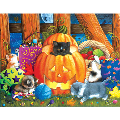Halloween Surprise 300 Large Piece Jigsaw Puzzle