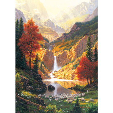 Still Waters 300 Large Piece Jigsaw Puzzle