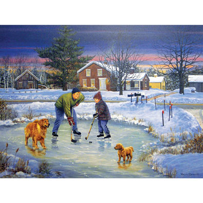 Brothers 500 Piece Jigsaw Puzzle