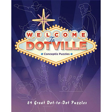 Welcome To Dotville Mania Book