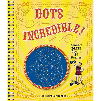 Dots Incredible Mania Book