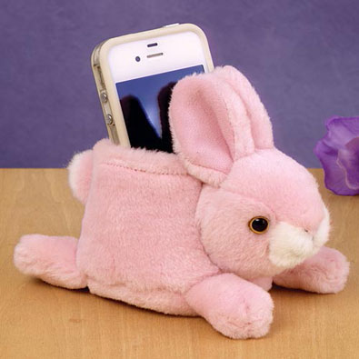 Bunny Cell Phone Holder