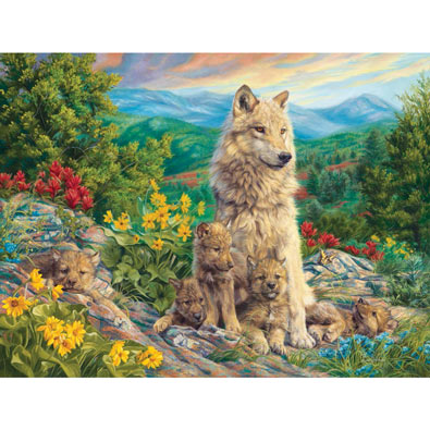 Family Time 300 Large Piece Jigsaw Puzzle