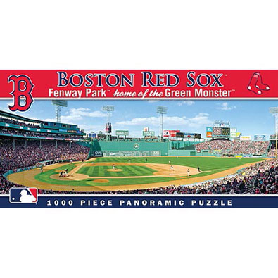Red Sox 1000 Piece Jigsaw Puzzle