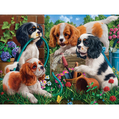 The Standoff 300 Large Piece Jigsaw Puzzle