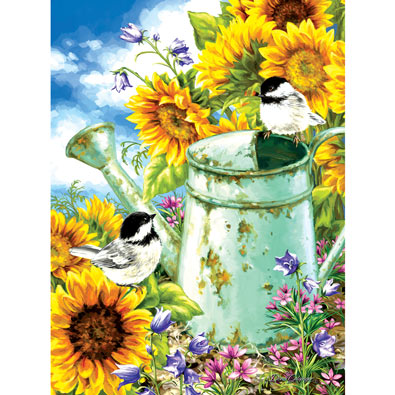 Animal Magic 100 Large Piece Jigsaw Puzzle