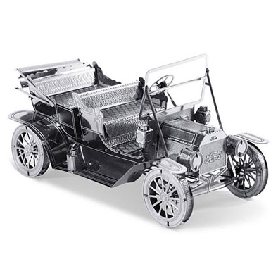 Model T-Metal Laser Cut Model Kit