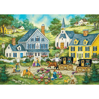 Afternoon Treats 2000 Piece Jigsaw Puzzle