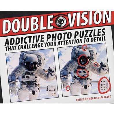 Double Vision Photo Puzzle Book