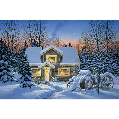 Comforts of Home 1000 Piece Jigsaw Puzzle