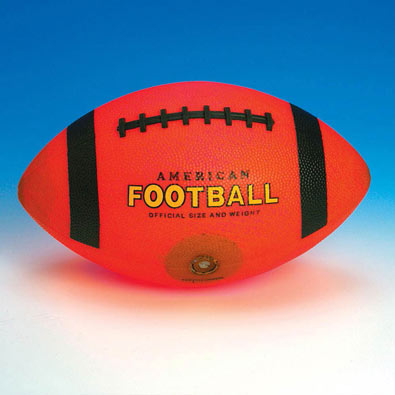 Lighted Football Sports Ball