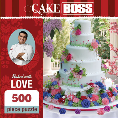Baked with Love 500 Piece Jigsaw Puzzle