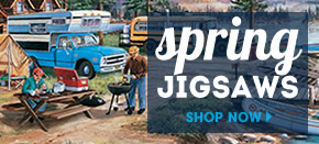 Spring-Themed Jigsaw Puzzles