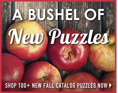 New Fall Catalog Puzzles