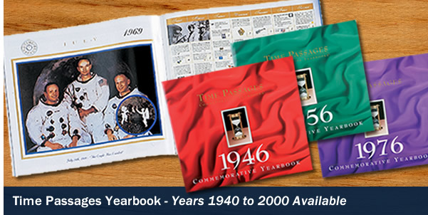 Time Passages Yearbook
