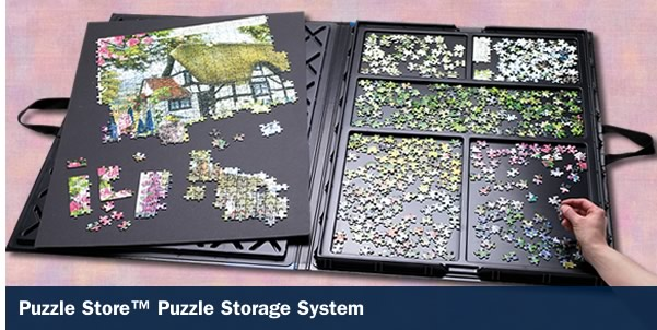 Puzzle Store™ Puzzle Storage System